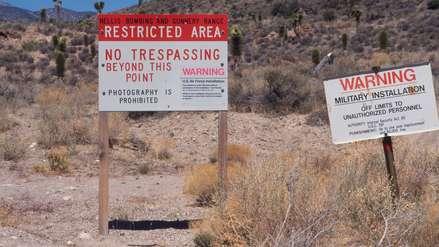 Área 51: 'Youtuber' se infiltró en la misteriosa base militar y esto es lo que grabó