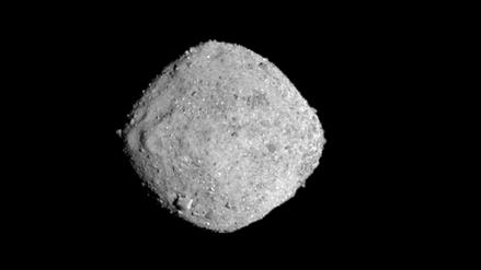 La NASA consigue fotografiar un asteroide a solo 600 metros de distancia