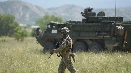 EE.UU. enviará mil militares más a Oriente Medio