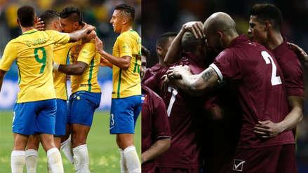 Brasil vs. Venezuela | Esto pagan las casas de apuestas por una goleada brasileña