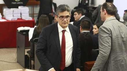 Fiscal Pérez critica demora en cambio de penal para Yoshiyama y Figari por