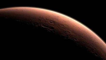 Astrónomos explican el misterio de las nubes en la atmósfera de Marte