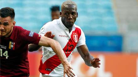 Luis Advíncula forma parte del once ideal de la primera fecha de la Copa América