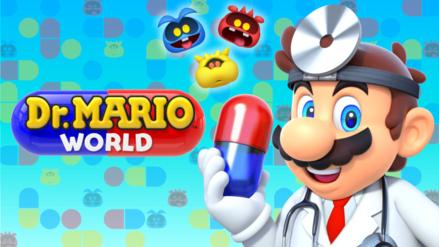 Clásico Dr. Mario llegará gratis a los celulares y ya tiene fecha de lanzamiento