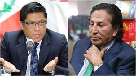 Gobierno espera que nuevo pedido de extradición de Toledo se acumule al del caso Odebrecht