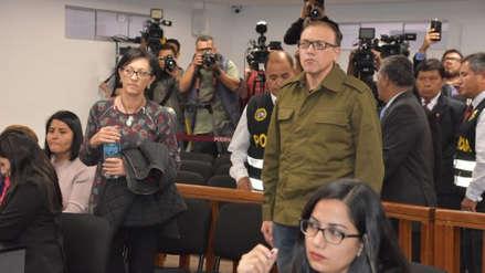 Poder Judicial declaró infundada apelación contra allanamiento a viviendas de Pier Figari y Ana Herz