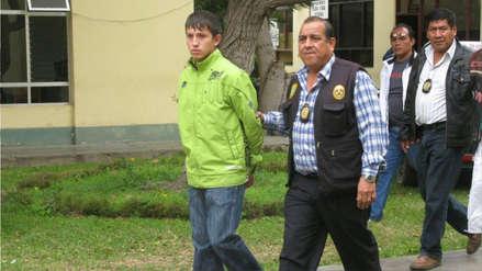 'Gringasho' es condenado a 10 años de prisión efectiva