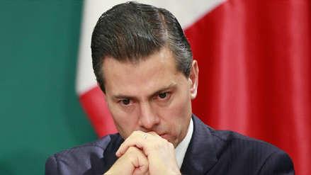 Estados Unidos investiga a expresidente mexicano Enrique Peña Nieto por soborno