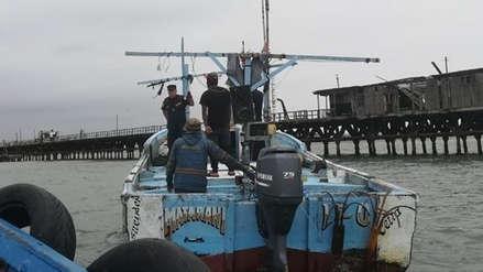 Sobreviviente de naufragio: