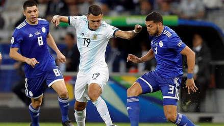 Argentina vs. Paraguay empataron 1-1 en la Copa América 2019: revive el minuto a minuto