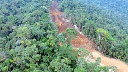 El impacto de las carreteras que recortan la Amazonía en Perú y Brasil