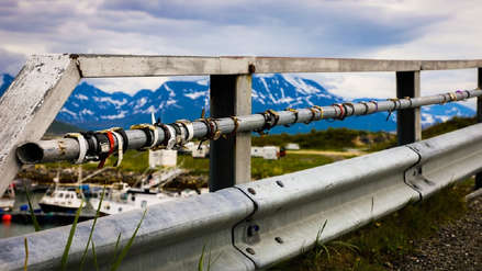 """Una zona """"libre de tiempo"""": la isla noruega que quiere tirar los relojes a la basura"""