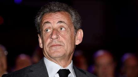 El expresidente francés Nicolas Sarkozy será juzgado por corrupción y tráfico de influencias