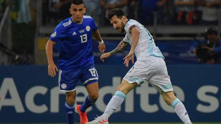 Argentina igualó 1-1 ante Paraguay y sigue sin ganar en la Copa América