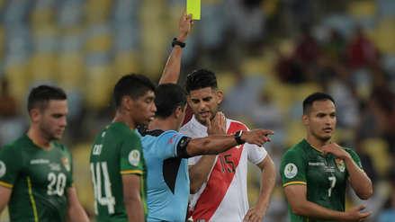 Carlos Zambrano disparó contra el VAR: