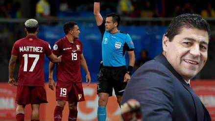 'Checho' Ibarra se muestra en contra del VAR: