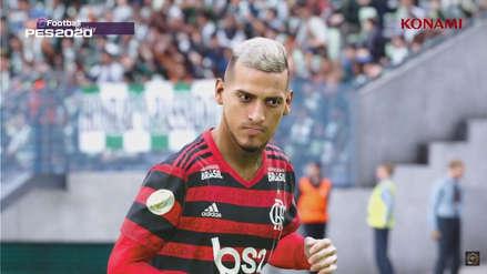 PES 2020: Así luce Miguel Trauco en el popular videojuego de fútbol