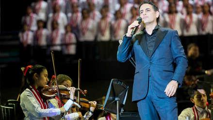Juan Diego Flórez ofrecerá concierto gratuito en la Plaza Mayor de Lima junto a Sinfonía por el Perú