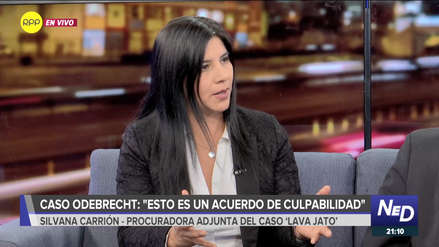 Procuradora del caso Lava Jato: Información de Rosa Bartra sobre acuerdo de colaboración no es correcta