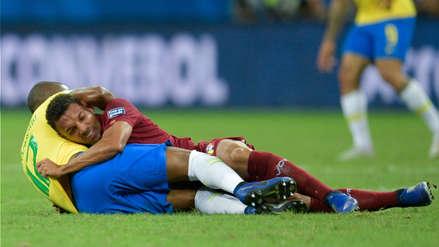¡Se despide del torneo! Arquímedes Figuera sufrió lesión y dejó la Copa América 2019