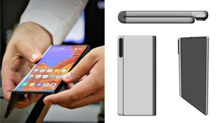 No venden el primero, pero ya tienen el segundo: Este es el Mate X2, el nuevo teléfono plegable de Huawei