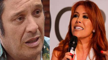 Magaly Medina sale en defensa de Gisela Valcárcel y arremete contra Lucho Cáceres