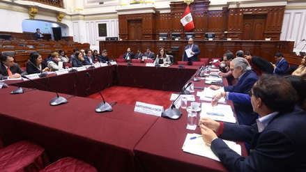 Comisión de Constitución aprobó eliminar requisito de las firmas para inscribir partidos políticos