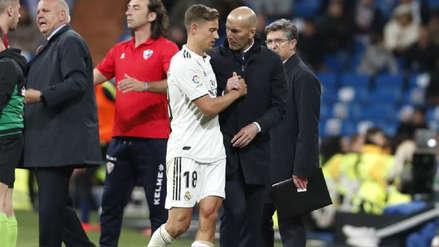 ¡Oficial! Real Madrid vendió a su primer jugador en la temporada por pedido de Zidane