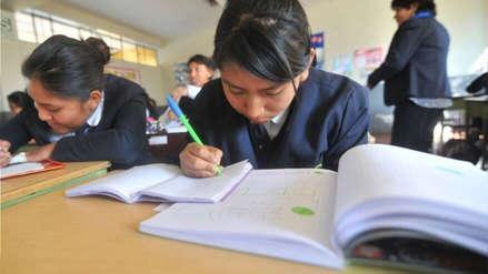 Minedu trabaja reglamento para que escolares reciban clases en hospitales
