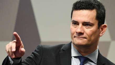 El exjuez Sergio Moro afirma ser víctima de