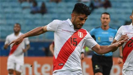 Carlos Zambrano sería la primera baja de Perú para el duelo ante Brasil por lesión