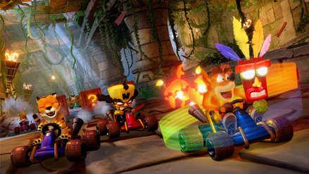 Crash Team Racing Nitro-Fueled | Todas las novedades del remake del legendario videojuego