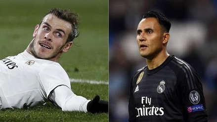 Real Madrid: 11 jugadores que el Madrid planea vender   FOTOS