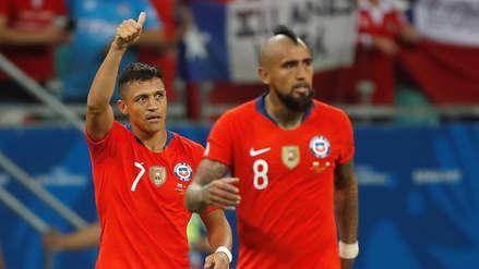 Chile venció 2-1 a Ecuador y clasificó a los cuartos de final de la Copa América 2019