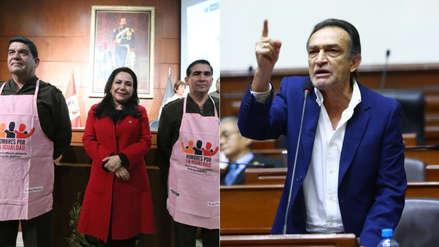 Héctor Becerril en guerra contra los mandiles rosados [COLUMNA]