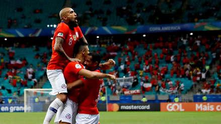 Chile es el segundo clasificado a los cuartos de final de la Copa América 2019