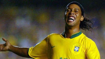 ¡17 años! Revive el golazo que marcó Ronaldinho ante Inglaterra en el Mundial de 2002