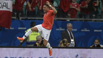 ¡No aceptó el empate! Alexis Sánchez marcó el segundo gol de Chile en el partido ante Ecuadorb  | VIDEO