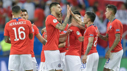 Con goles de José Fuenzalida y Alexis Sánchez, Chile derrotó 2-1 a Ecuador por el Grupo C de la Copa América 2019