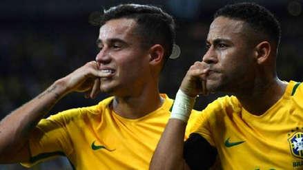 Philippe Coutinho se acerca al PSG como parte de la operación por Neymar