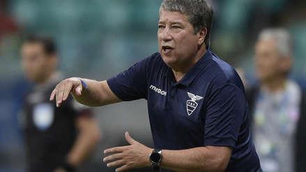 'Bolillo' Gómez ofreció rueda de prensa de 45 segundos: