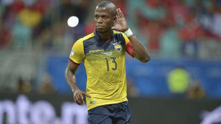 Enner Valencia puso el empate en el Ecuador vs. Chile con este penal