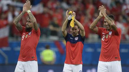 Mira las mejores imágenes de la victoria de Chile sobre Ecuador en la Copa América