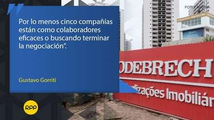 Gustavo Gorriti: sus 10 frases sobre el acuerdo de colaboración eficaz con Odebrecht