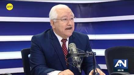 Rector de Universidad Garcilaso negó ganar S/2 millones al mes: