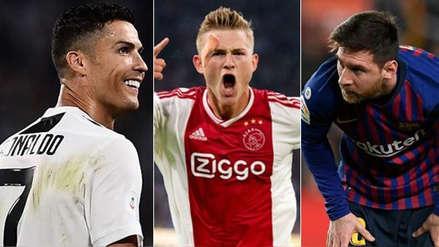 Barcelona: Matthijs de Ligt rechazó oferta azulgrana para jugar en Juventus de Cristiano Ronaldo