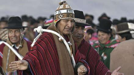 """""""En la adversidad está la oportunidad de salir adelante"""": Evo Morales tras la eliminación de Bolivia"""