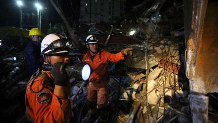 Aumenta a 17 la cifra de muertos por el derrumbe de un edificio en Camboya