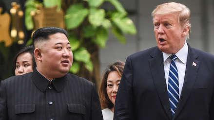 Kim Jong-un recibe una carta personal de Trump y dice que su