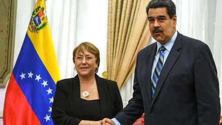 Maduro dice que visita de Bachelet fue